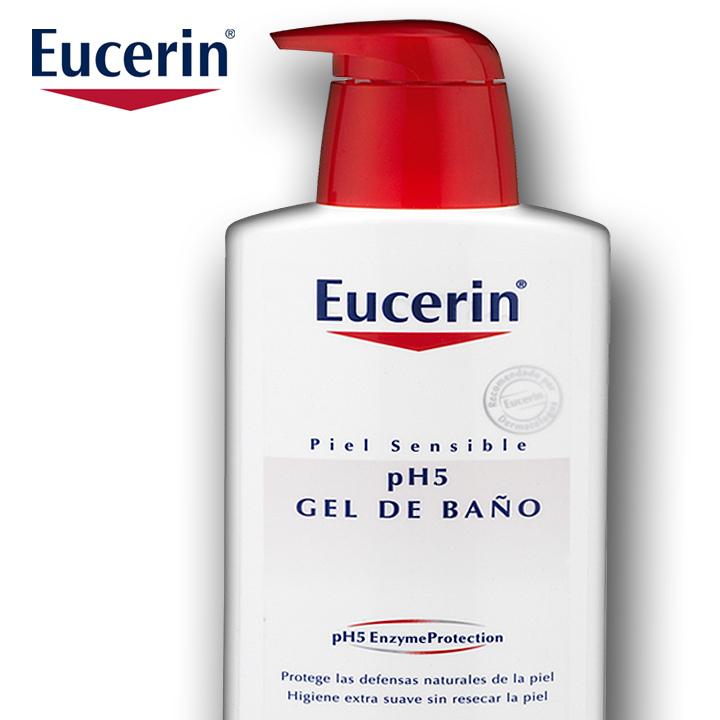 Eucerin gel ba o 1 l parafarmacia inselpharma - Eucerin gel de bano ...