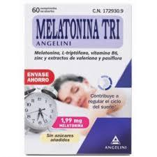 MELATONINA TRI ANGELINI 1,99 MG 30 C
