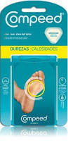 COMPEED DUREZAS 6 APOSITOS