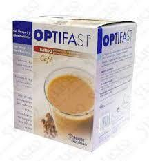 OPTIFAST CAFE 9 SOBRES