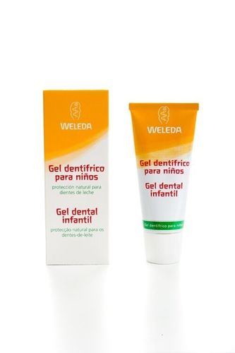 GEL DENTRIFICO PARA NIÑOS 50 ML